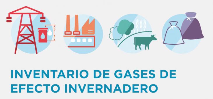 """Presentación del primer """"Inventario de Gases de Efecto Invernadero"""""""