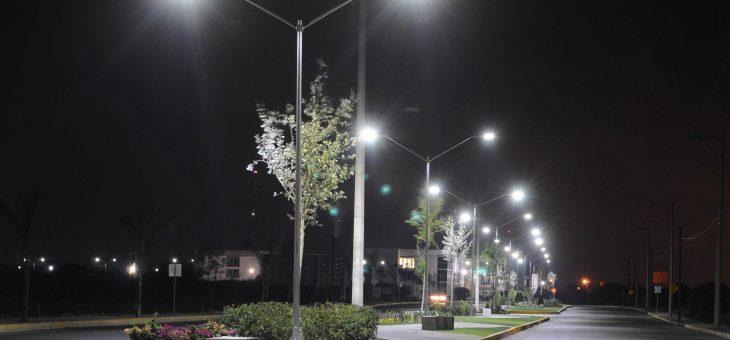 San Martín de los Andes busca aplicar la eficiencia energética en la luminaria pública